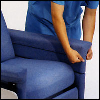 Champion Healthcare Chairs Arm Covers