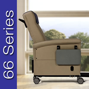 Champion 66 Series Bariatric Recliner / Transporter