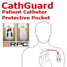 CathGuard - Patient Catheter Protective Pocket
