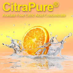 CitraPure - Acetate Free Citric Acid Concentrate